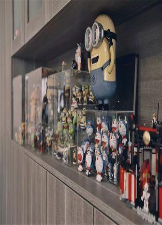 120平米四现代简约风格储藏室图