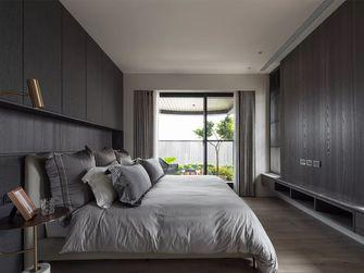 140平米四室两厅东南亚风格卧室图