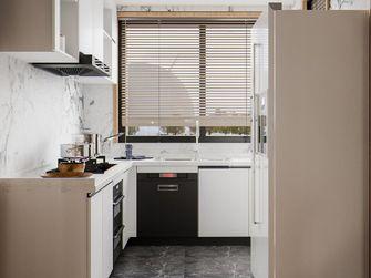 140平米日式风格厨房设计图