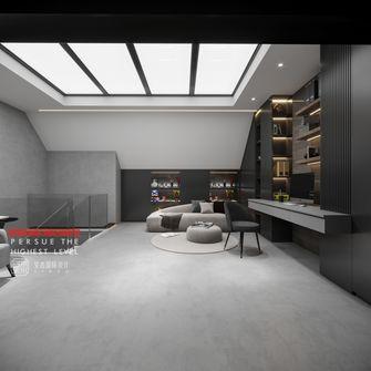 140平米别墅现代简约风格阁楼欣赏图