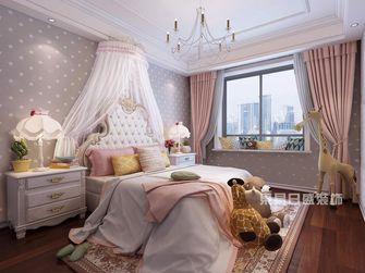 140平米别墅欧式风格儿童房图片