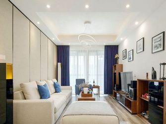 90平米宜家风格客厅设计图