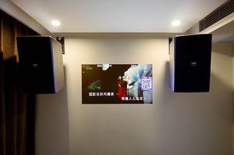 80平米日式风格影音室装修效果图
