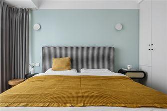 90平米三室两厅北欧风格卧室设计图