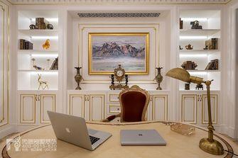 20万以上140平米别墅法式风格书房图片大全