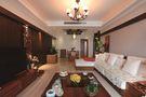 90平米东南亚风格客厅图片大全