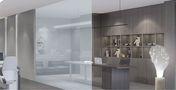 140平米宜家风格书房设计图