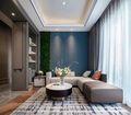 140平米别墅法式风格阳光房装修案例