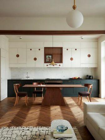 130平米三混搭风格厨房图片
