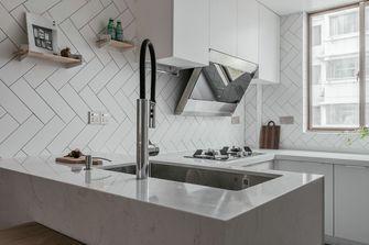 120平米三日式风格厨房装修效果图