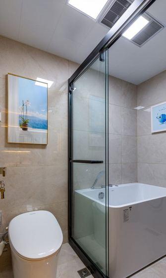 100平米三日式风格卫生间图片