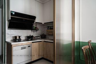 50平米小户型法式风格厨房欣赏图