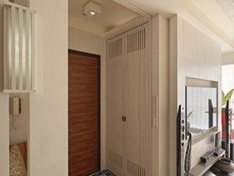 5-10万120平米三室三厅东南亚风格玄关装修效果图