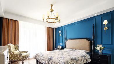 140平米一室两厅欧式风格卧室图片
