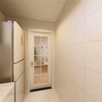 60平米公寓日式风格卫生间图片