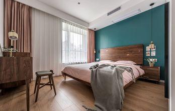 110平米三北欧风格卧室装修图片大全