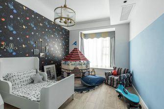 140平米三室两厅新古典风格儿童房图