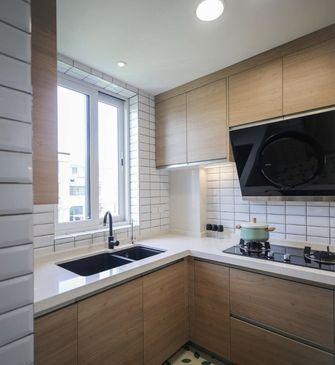 120平米三田园风格厨房装修效果图