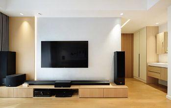 90平米三日式风格客厅装修案例