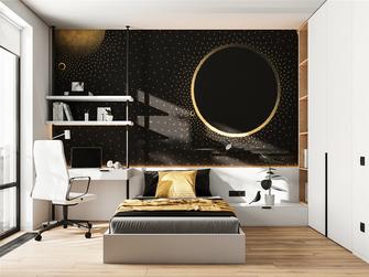 50平米一室一厅现代简约风格厨房效果图