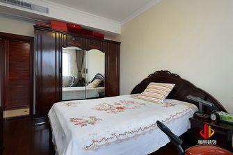 140平米四室三厅新古典风格卧室图片