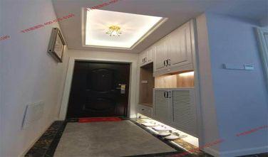 110平米三室一厅美式风格玄关图片大全