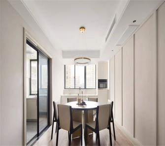 140平米四室一厅美式风格餐厅装修图片大全