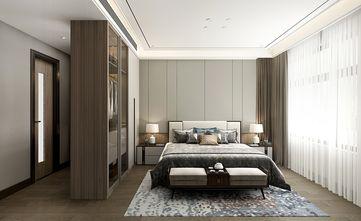 130平米四室一厅法式风格卧室设计图