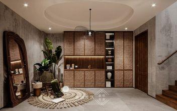 140平米别墅东南亚风格玄关图片