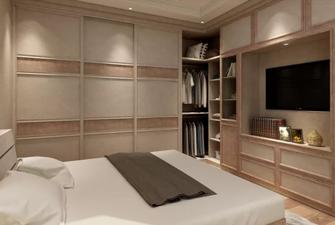 120平米四欧式风格卧室图片