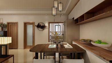 110平米三室一厅中式风格餐厅效果图