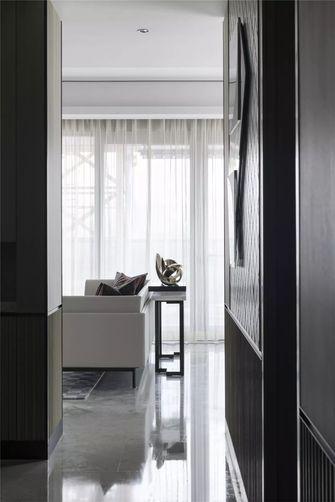 130平米四室两厅英伦风格走廊图片