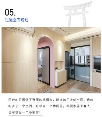 30平米小户型日式风格走廊图