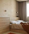 60平米宜家风格卧室装修效果图