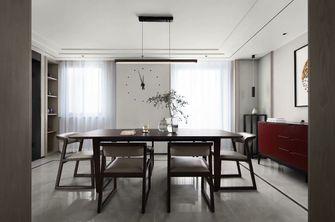 140平米四中式风格餐厅图片大全