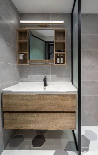 70平米日式风格卫生间图片