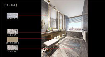 130平米四室两厅新古典风格卫生间装修效果图