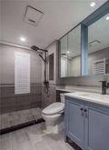 110平米三室两厅现代简约风格卫生间效果图