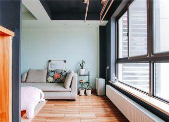 100平米三室两厅日式风格阳台图片大全