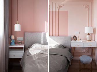 富裕型90平米三北欧风格卧室装修案例