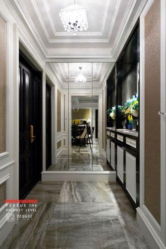 140平米三室两厅新古典风格走廊设计图