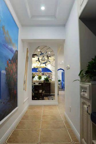 100平米三室两厅地中海风格玄关图片