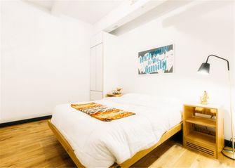 90平米三室两厅混搭风格卧室装修效果图