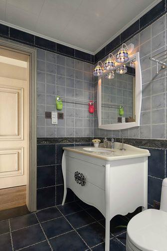 60平米公寓美式风格卫生间装修效果图