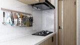 40平米小户型日式风格厨房欣赏图