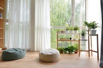 60平米一室一厅日式风格阳台图片大全
