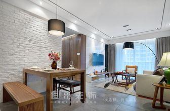 富裕型80平米三室两厅宜家风格餐厅图片大全