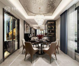 140平米四室两厅新古典风格餐厅装修效果图