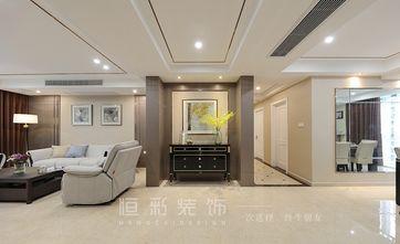 富裕型140平米四室两厅现代简约风格玄关设计图