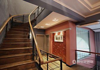 140平米别墅田园风格楼梯间欣赏图